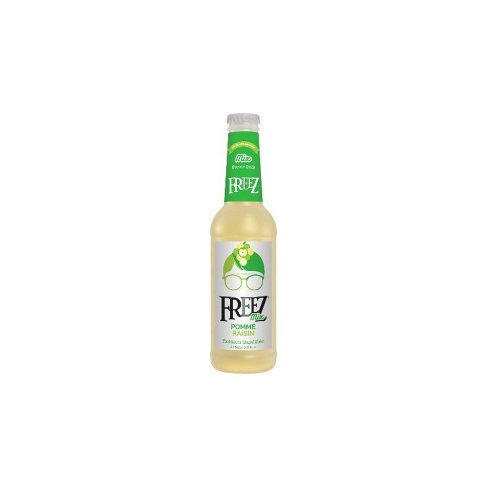 Boissons freez mix pomme raisin  mix 275 ml