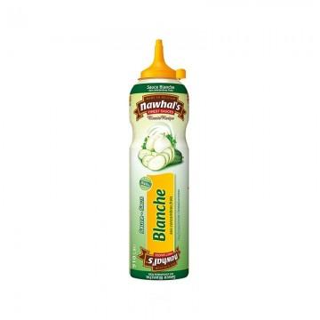 Tube plastique de sauce blanche nawhal's 950 ml