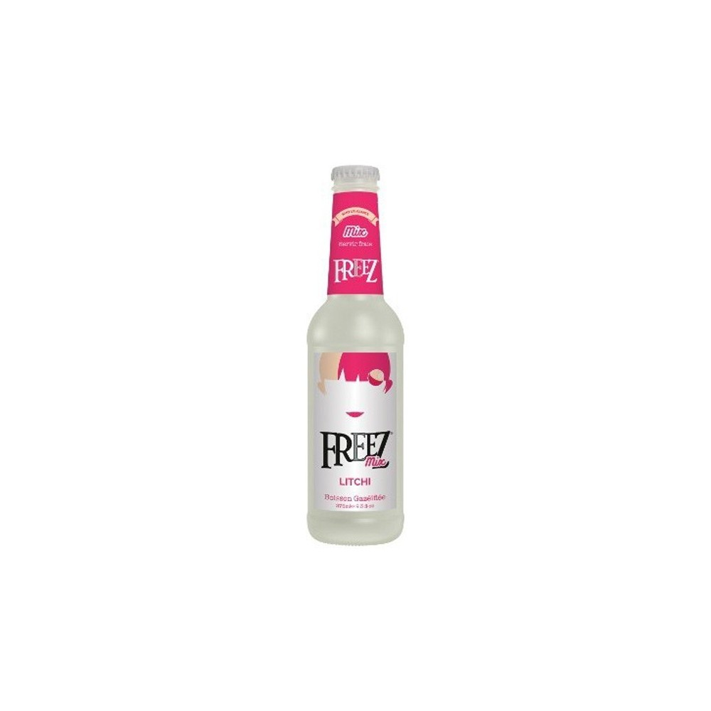 Boissons freez mix Litchi mix 275 ml