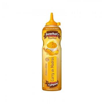 Tube de sauce curry nawhal's 950 ml