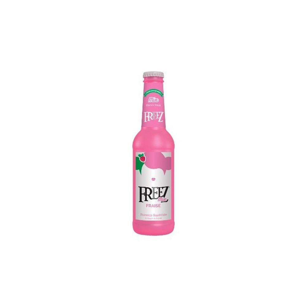 Boissons freez mix fraise mix 275 ml