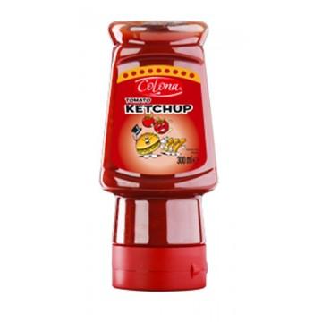 Tube plastique de ketchup  colona  300 ml
