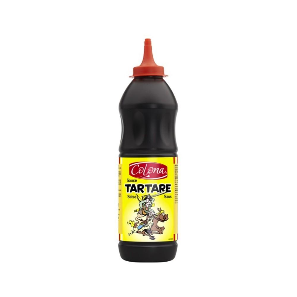 Tube plastique de sauce tartare colona  500 ml