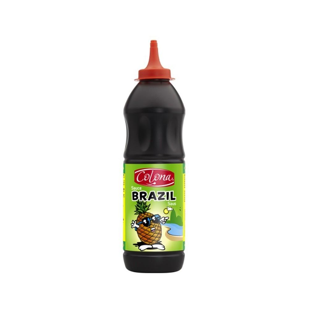 Tube plastique de sauce Brazil colona 936 g