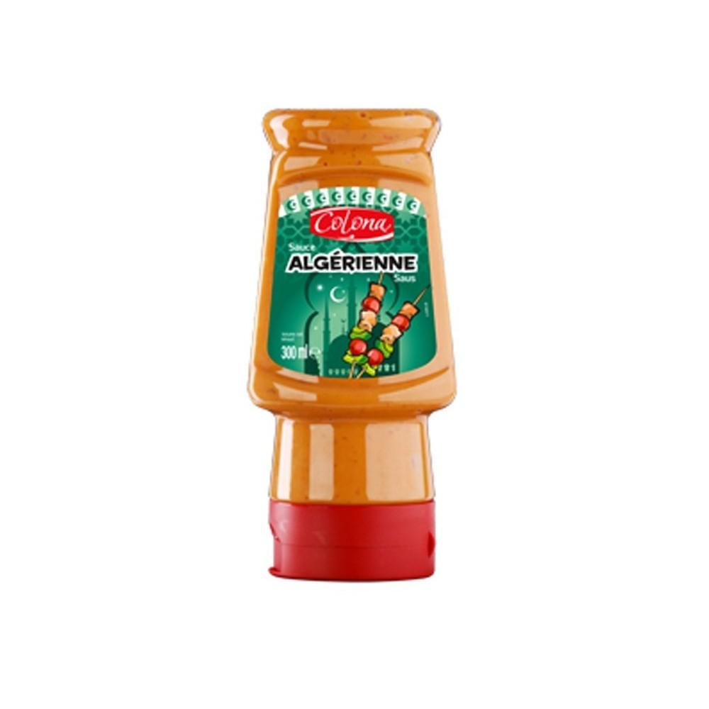 Tube plastique de sauce algérienne colona  300 ml
