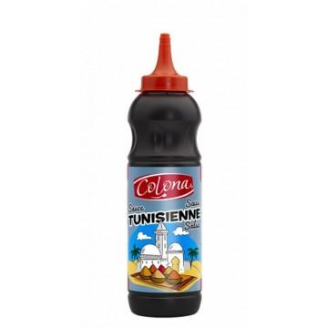 Tube plastique de sauce tunisienne colona  500 ml