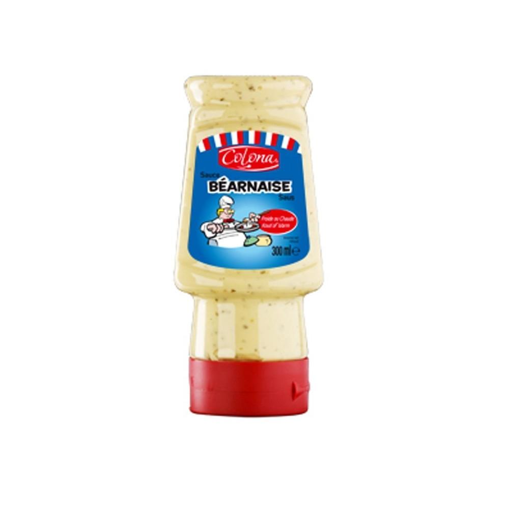 tube plastique de sauce béarnaise colona