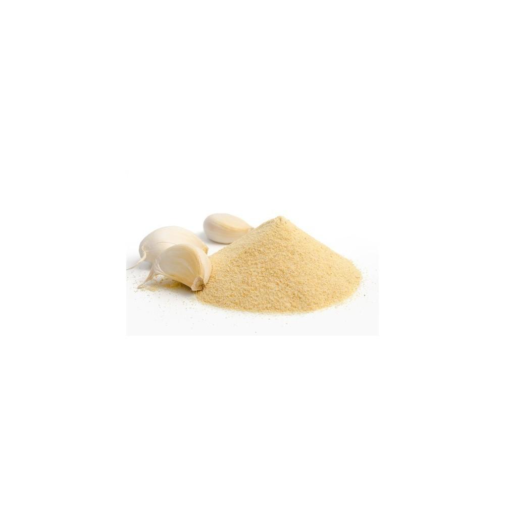 boite plastique  3 clapets d'ail en semoule 450 g