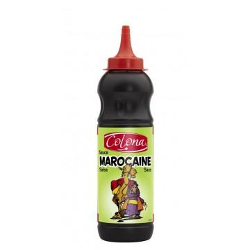 Tube plastique de sauce marocaine colona  500 ml