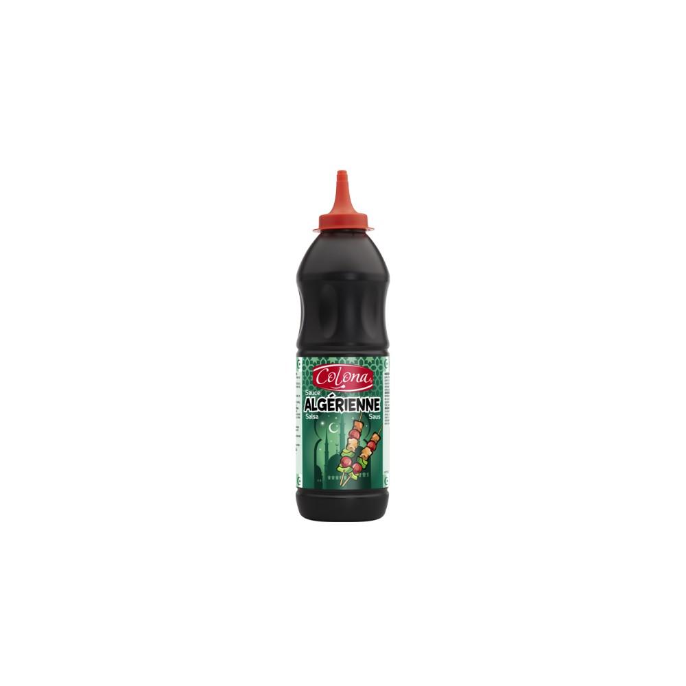 Tube plastique de sauce Algérienne colona 850 G
