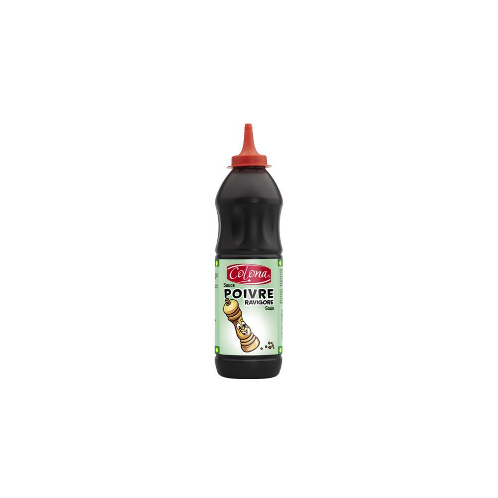 Tube de sauce poivre Ravigiore colona  500 ml