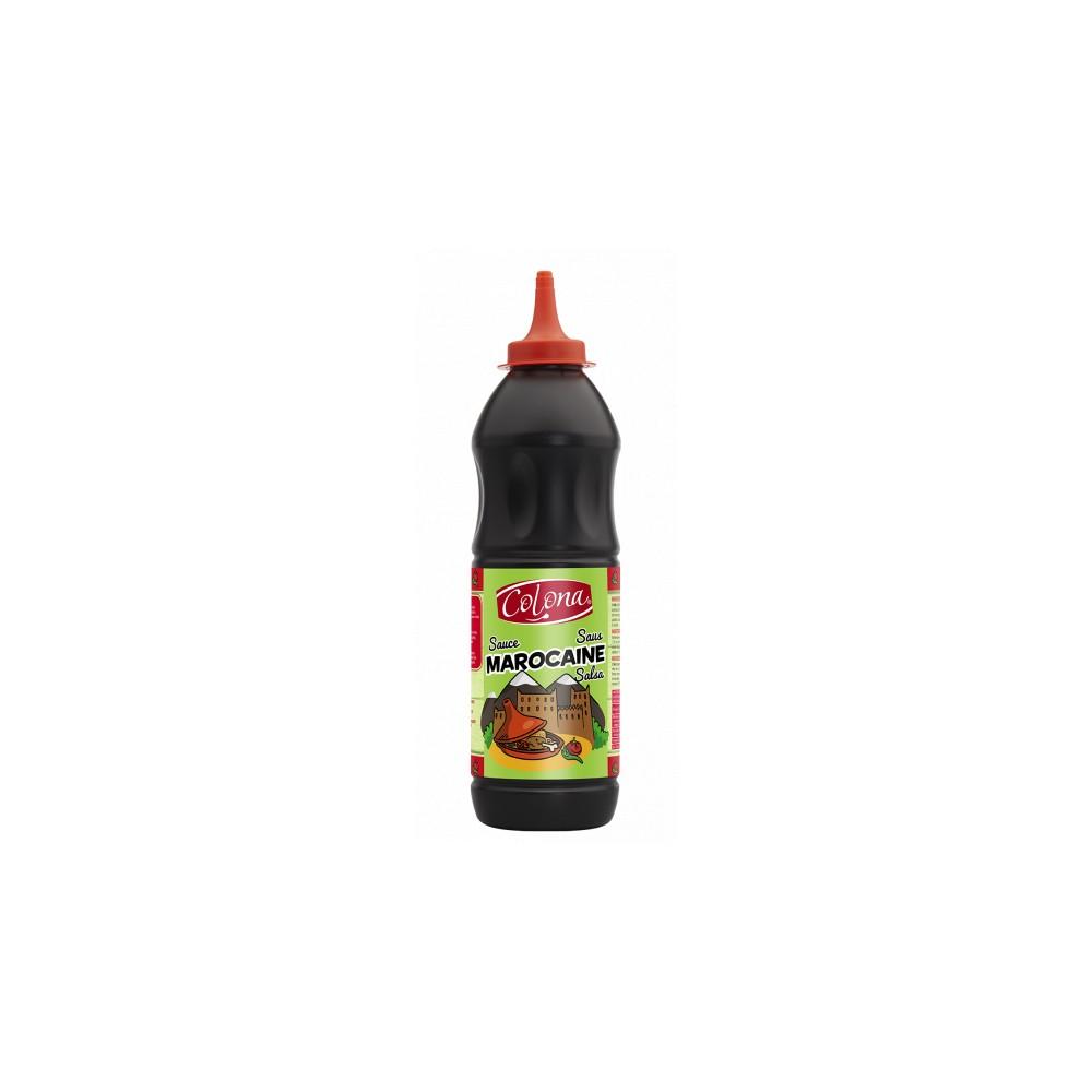 Tube plastique de sauce marocaine colona  850 G
