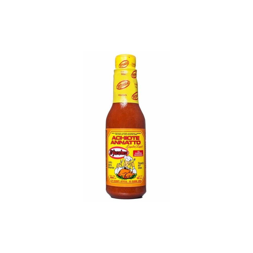 bouteille plastique 300 ml marinade achiote annatto