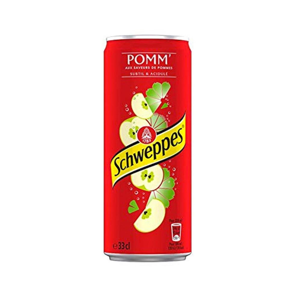 boisson schwepp'es pomme 33 cl