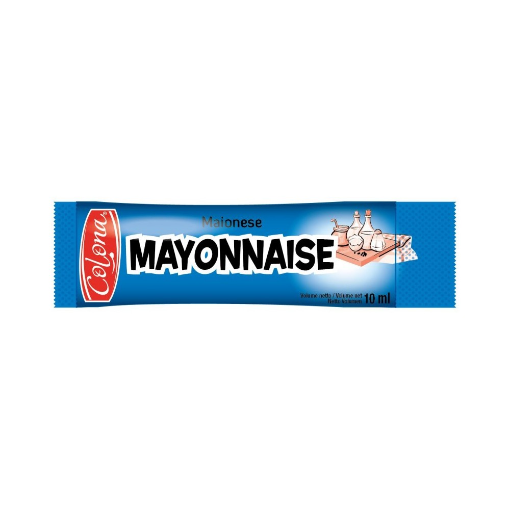 DOSETTE MAYONNAISE COLONA 10 ML