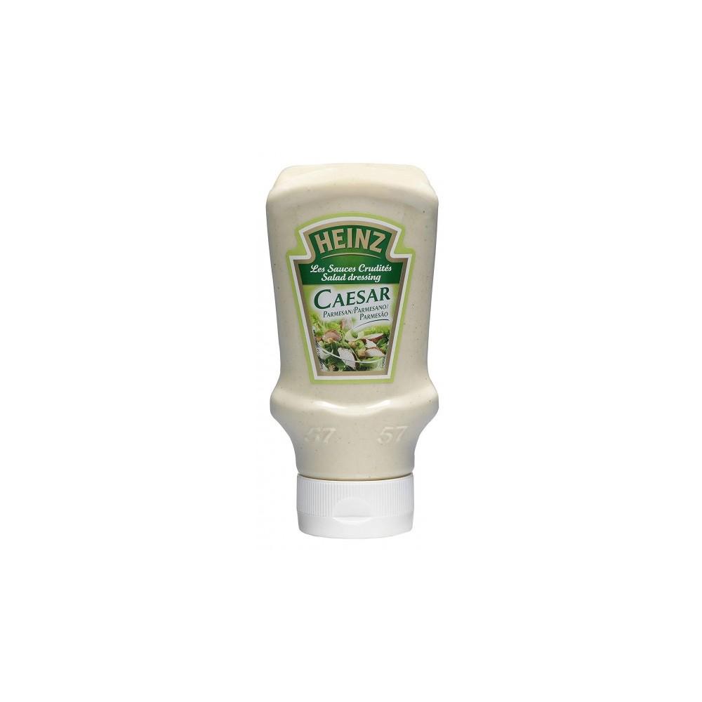Tube plastique de sauce caesar heinz 400 ml