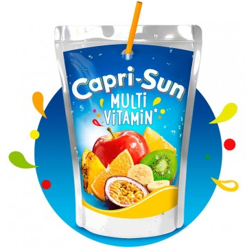 boisson capri-sun multifruits 20 cl