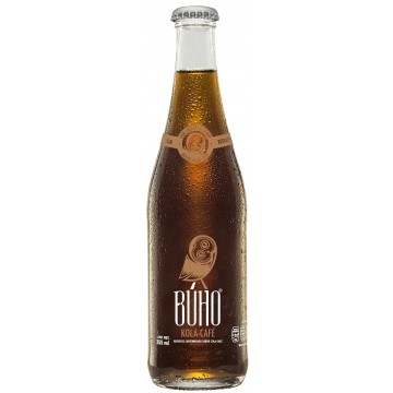 Soda KOLA ORIGINAL BÙHO 355 ml