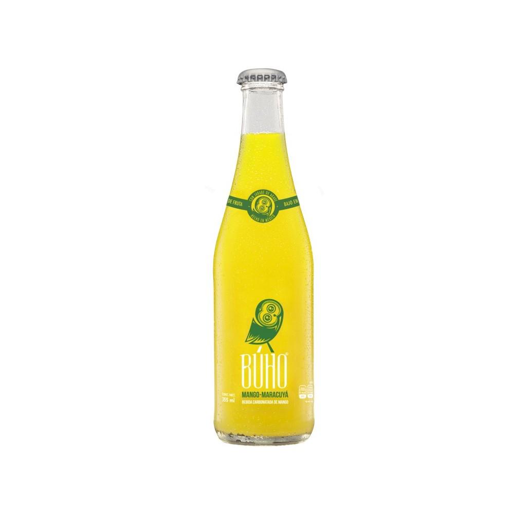 Soda MANGUE PASSION BÙHO 355 ml