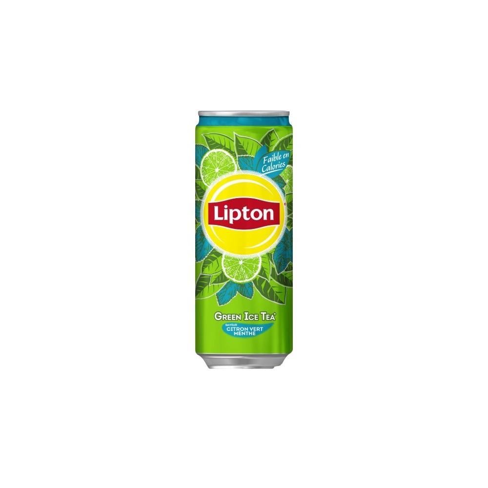 Lipton Ice Tea Green Citron Vert Menthe 33 cl