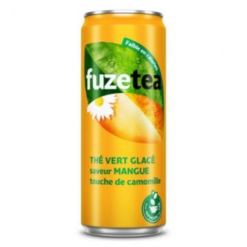 FUZE TEA Mangue Camomille 33 cl