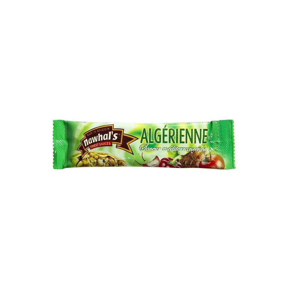 Dosette de sauce algérienne 10 ml nawhal's