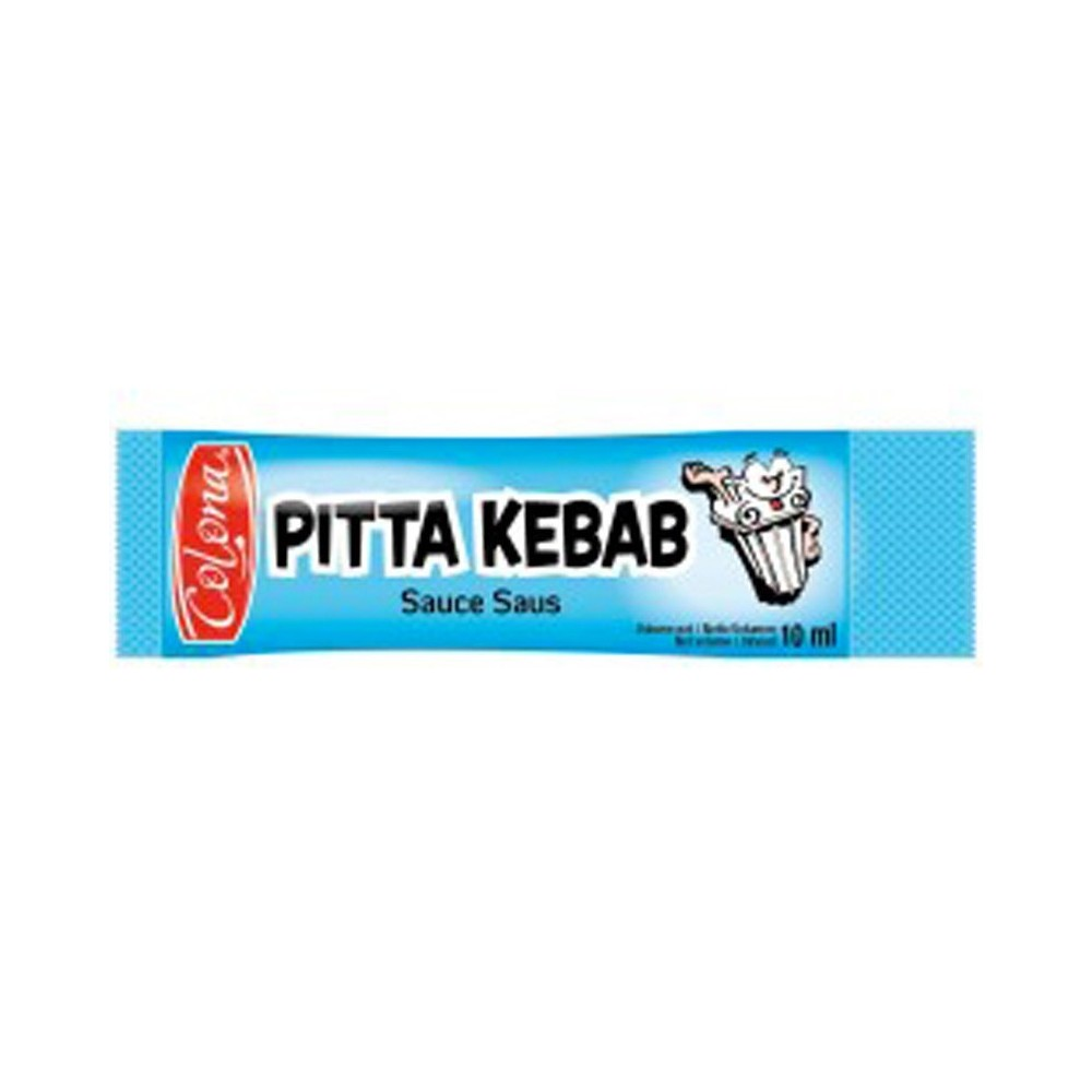 Dosette sauce Pitta Kebab 10 ml Colona